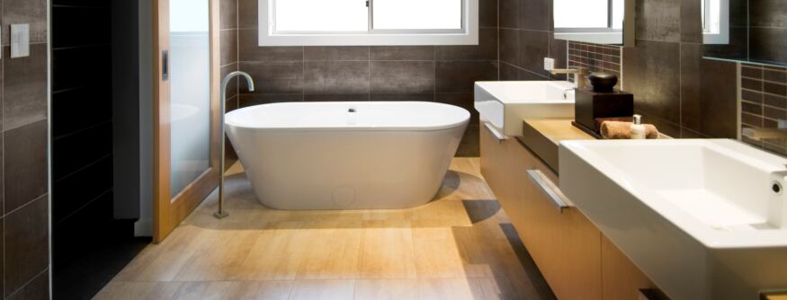 Luxury Bathrooms from Clark Bathrooms & Kitchens